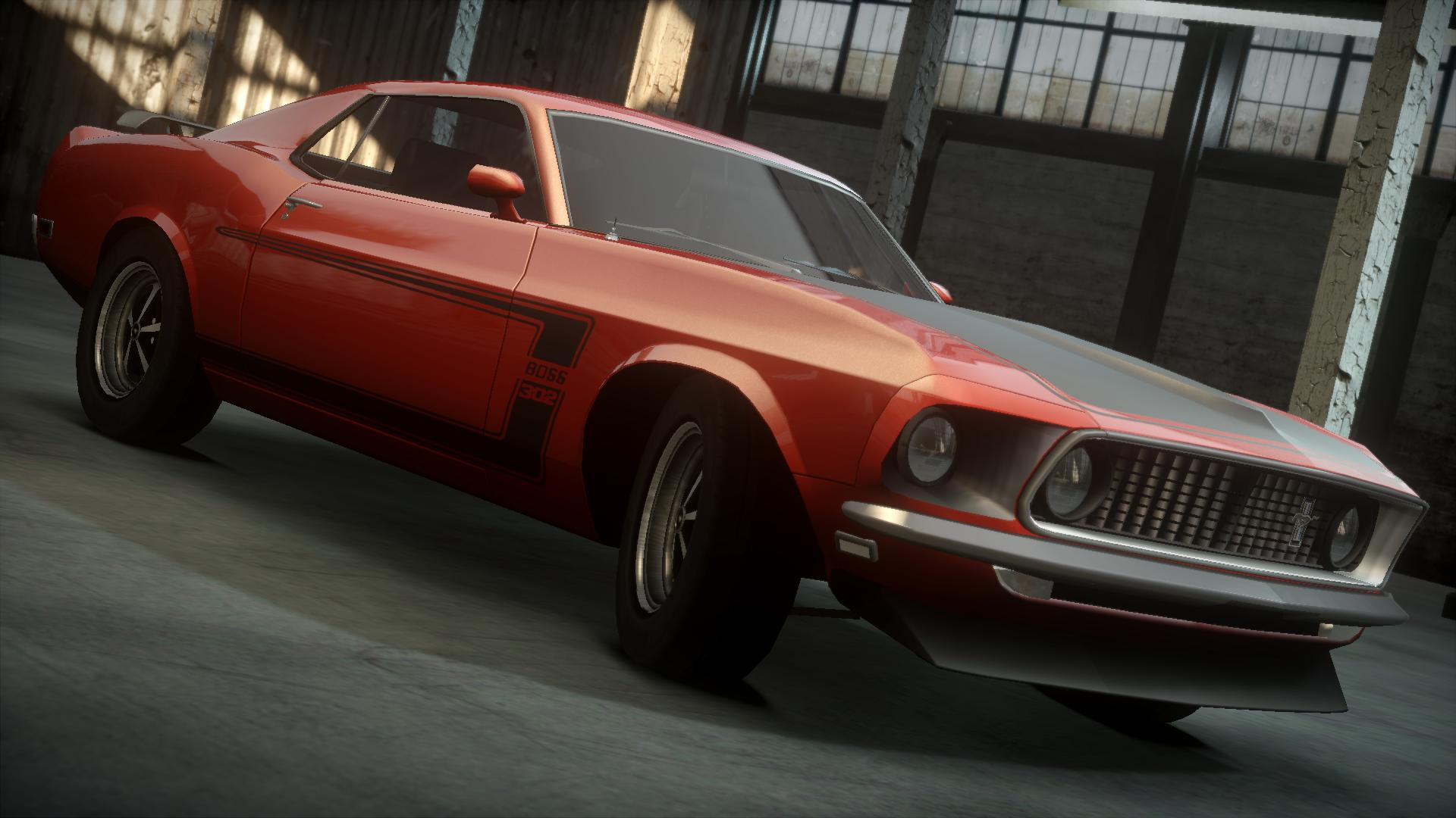 Ford Mustang Boss 302 Gen 1 Need For Speed Wiki Fandom