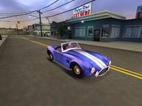 MCO Shelby Cobra 427