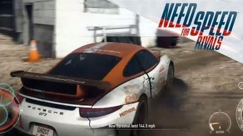 Need for Speed Rivals - Gamescom 2013 Press Conference