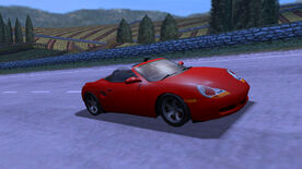 NFSPU PC Boxster S