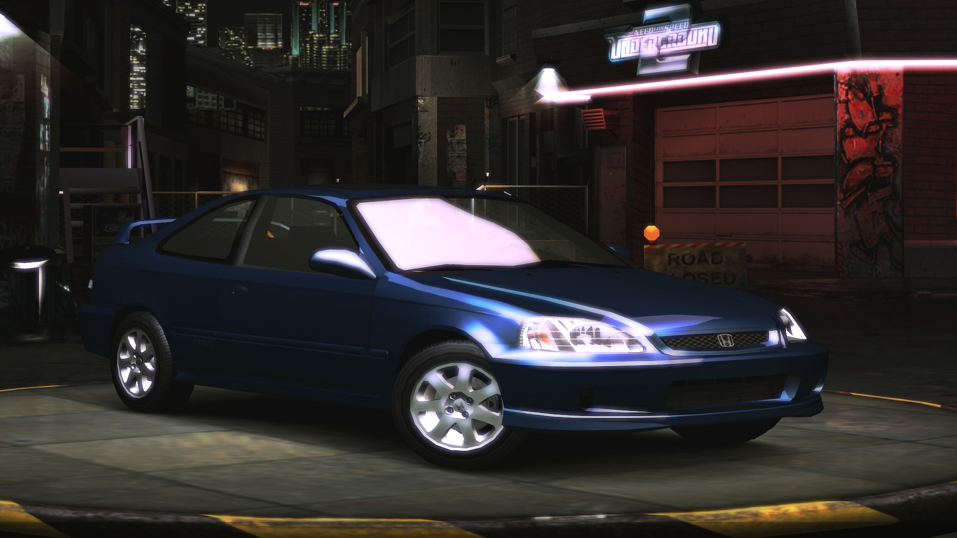 Honda Civic Si (EM1) | Need for Speed Wiki | FANDOM ...