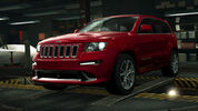 NFSW Jeep Grand Cherokee SRT Red