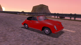 NFSPU PC 356 A 1300 Cabriolet