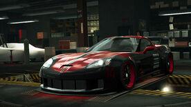 NFSW Chevroelt Corvette Z06 Beast