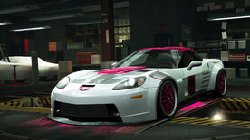 NFSW Chevroelt Corvette Z06 CLE Beauty