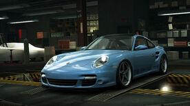 NFSW Porsche 911 Turbo Glacier