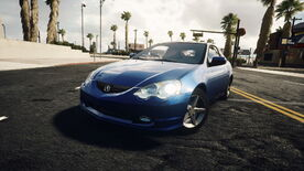 NFSE Acura RSX TypeS