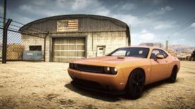 NFSE Dodge Challenger SRT8 392