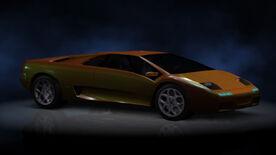 NFSHP2 PS2 Lamborghini Diablo 6.0 VT NFS edition