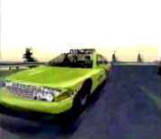 NFS HS 4th Generation Caprice Taxi PS1 Commerial