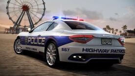 Cop Maserati GranTurismo S4 CARPAGE