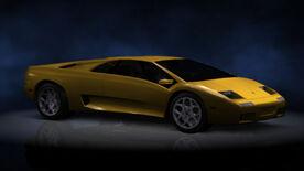 NFSHP2 PS2 Lamborghini Diablo 6.0 VT