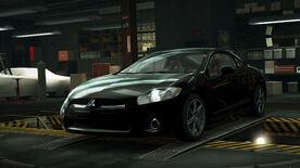 NFSW Mitsubishi Eclipse GT Black