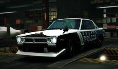NissanSkyline2000COPWorld