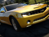 Chevrolet Camaro SS (2010)
