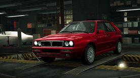 NFSW Lancia Delta HF Integrale Evoluzione Red