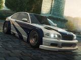 BMW M3 GTR (Carrera)