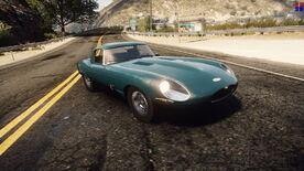 NFSE Jaguar EType Lightweight