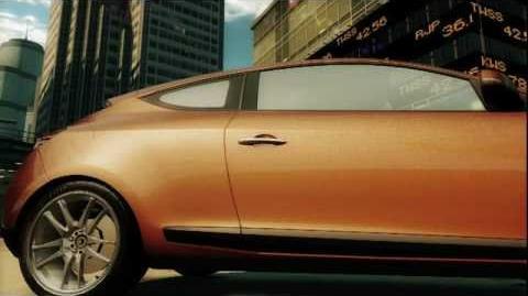 NFS Undercover - Renault Mégane Coupé