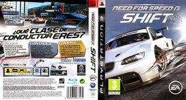 Need For Speed Shift-DVD-PS3