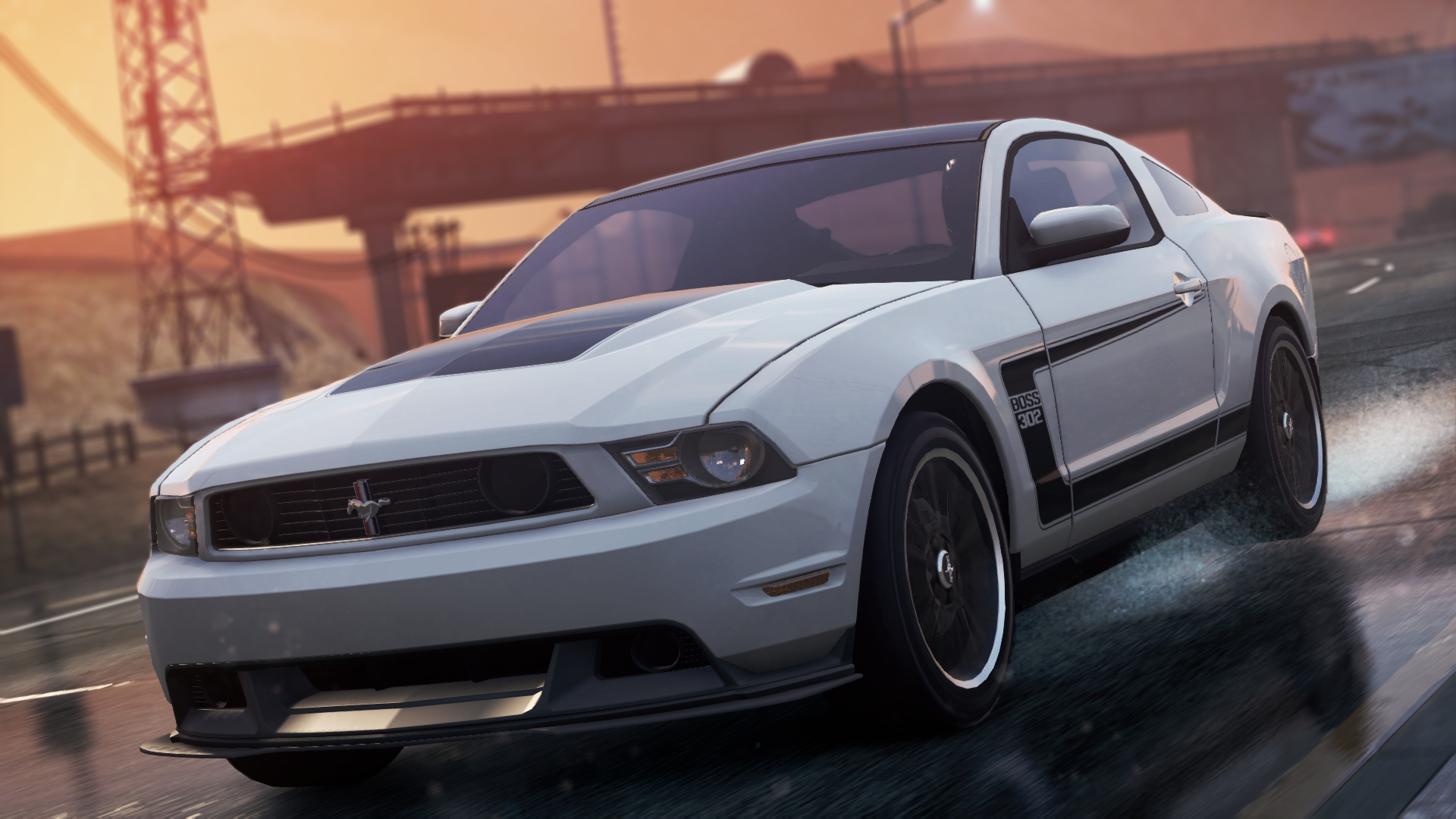 Ford Mustang Boss 302 (Gen. 5) | Need for Speed Wiki | FANDOM ...