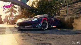 NFSHE Chevrolet CorvetteGS KSEdition