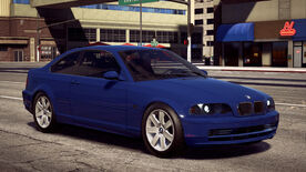 NFSPB BMW328ci Traffic