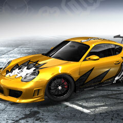 Need for Speed: ProStreet<br /><small>(Super Promotion)</small>