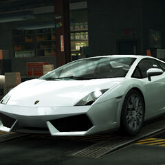Need for Speed: World<br /><small>(White)</small>