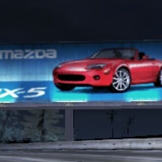 Need for Speed: Carbon<br /><small>(Billboard)</small>