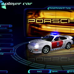 Need for Speed: Road Challenge<br /><small>(PC - brytyjska Policja)</small>