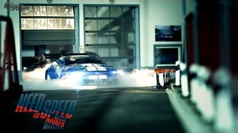 Need for Speed Rivals RC Car Chase
