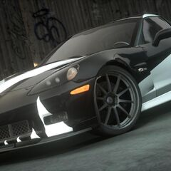 Chevrolet Corvette C6 Z06 Carbon Limited Edition<br /><small>(Need for Speed: The Run)</small>