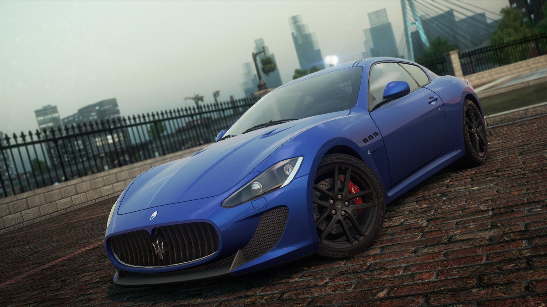 Maserati GranTurismo MC Stradale | Need for Speed Wiki | FANDOM ...