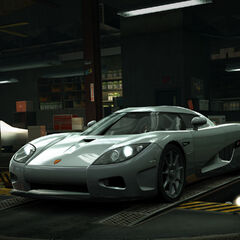 Need for Speed: World<br /><small>(Szary)</small>