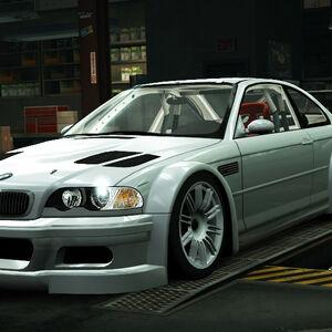 Bmw M3 Gtr Gt E46 Need For Speed Wiki Fandom