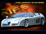 Need for Speed III Hot Pursuit PC Italdesign Scighera loading screen