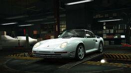 NFSW Porsche 959 White