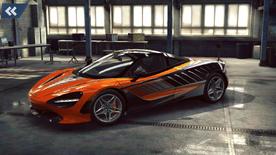 NFS NL McLaren 720S special