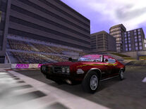 MCO Pontiac GTO Judge