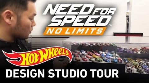 NFSNL - Hot Wheels Design Studio Tour