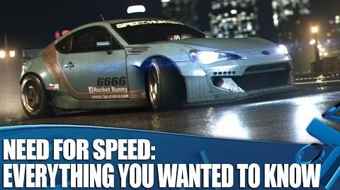Need for Speed PlayStation Access
