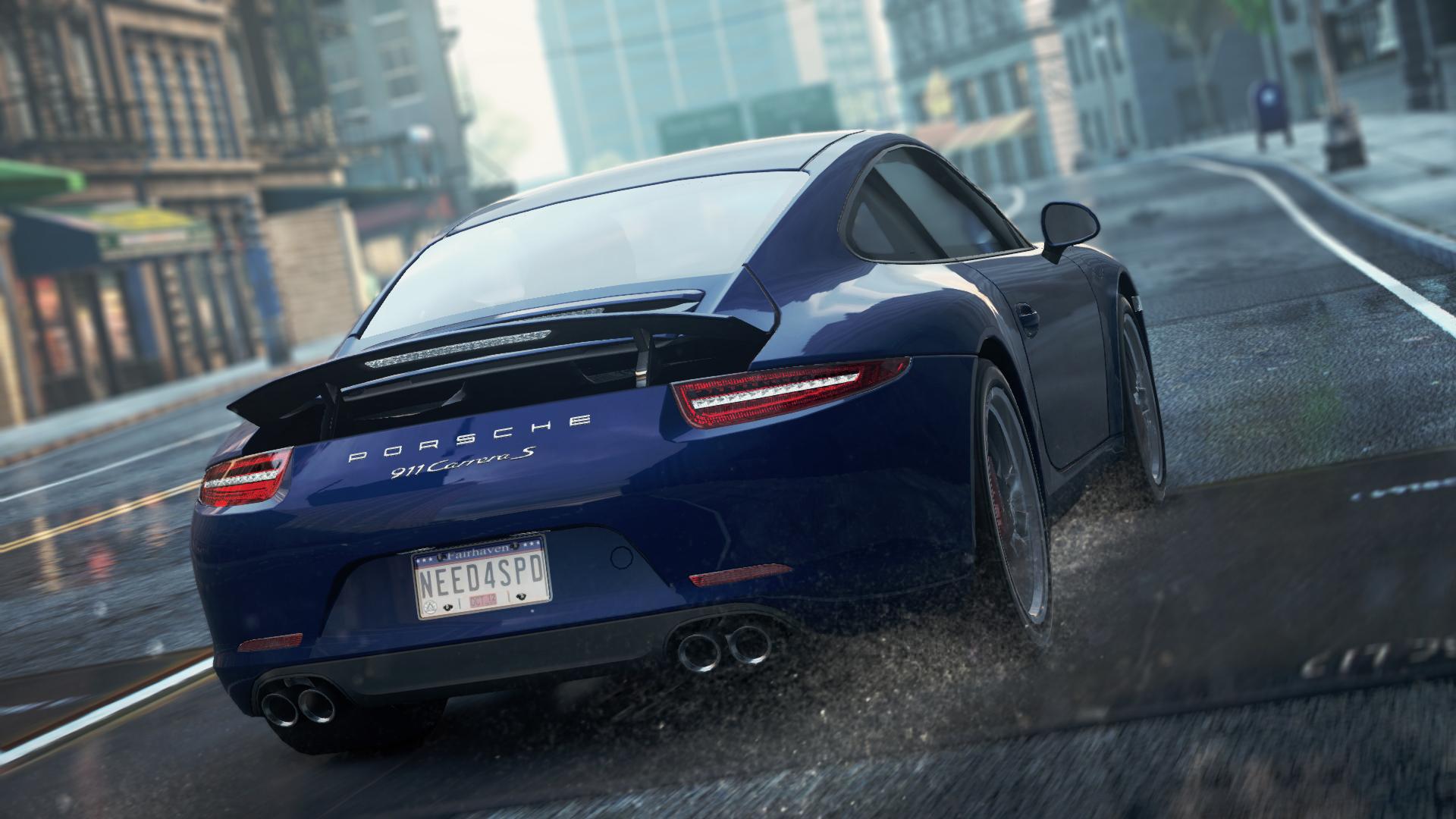 Porsche 911 Carrera S 991 Need For Speed Wiki Fandom