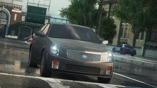 Cadillac CTS-V (2004)