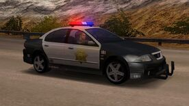 NFSHP2 PC Ford TS50 Pursuit
