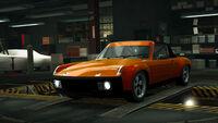 NFSW Porsche 914-6 GT Orange