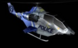 Police helicopter MW
