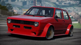 Volkswagen Mk1 GTI Shift 2 unleashed