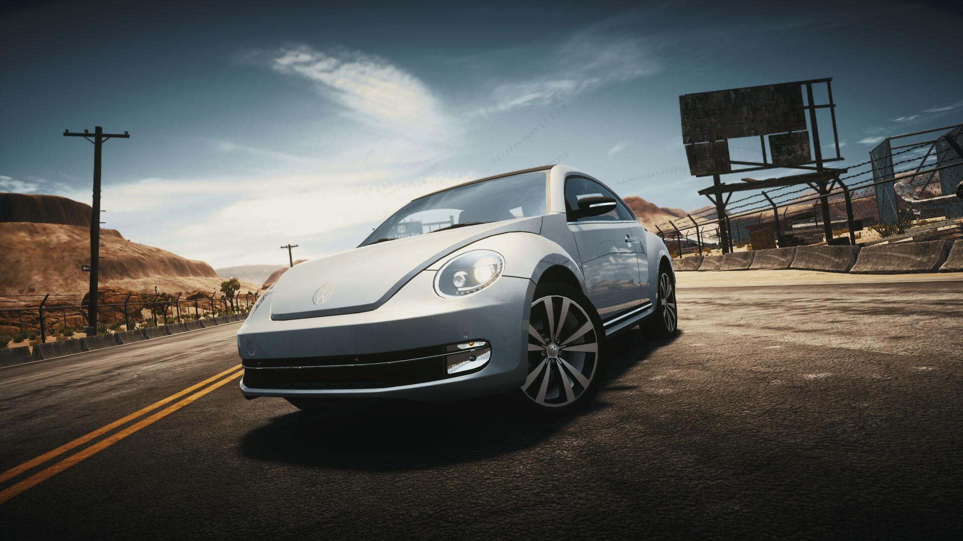 Volkswagen Beetle 20 TDI A5