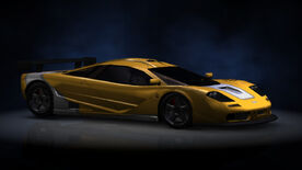 NFSHP2 PS2 McLaren F1 LM NFS edition